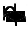 couchages-lits-villa-aitama-location-appartement-logement-cap-ferret-bassin-arcachon-séminaire